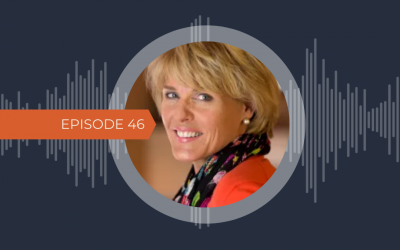 EPISODE 46:  Creating Your Best Life: The Science of Goal Setting with Best-Selling Author Caroline Adams Miller