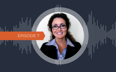 EPISODE 7: She Wrote the Book On Communication- Laura Cooley, PhD