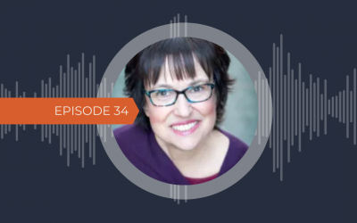 """EPISODE 34:  Learn How to Achieve the """"Stress Proof Brain"""" with Melanie Greenberg, PhD"""