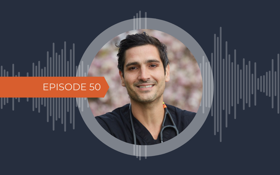 EPISODE 50: Physician Lifestyle Design with Dr. Trey Hanson