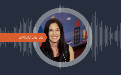 EPISODE 55: How Becoming a New Parent is Like Becoming a New Physician with Tracey Agnese, MD
